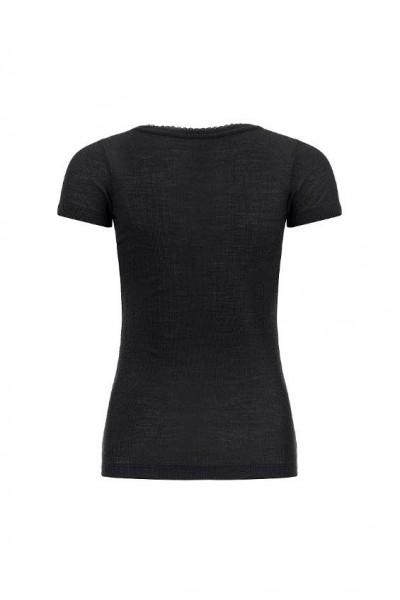 T-Shirt W SCARLETT RIB SS - Bild 1