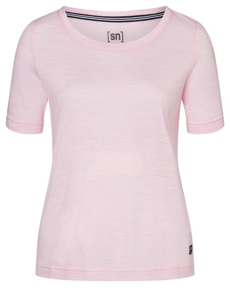 T-Shirt W ESSENTIAL SCOOP TEE - Bild 1