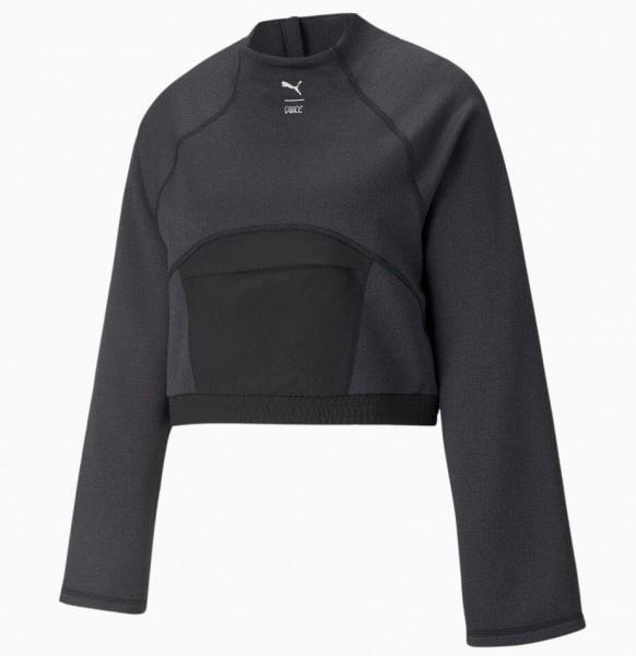 PUMA Sweatshirt PUMA TRAIN FIRST MILE MOCK N - Bild 1