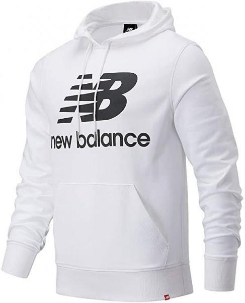 NEW BALANCE Hoodie Essentials Stacked Logo Po