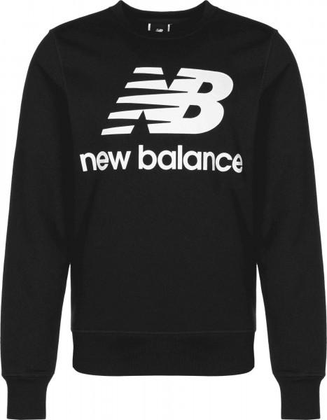 NEW BALANCE Sweatshirt Essentials Stacked Logo Crew